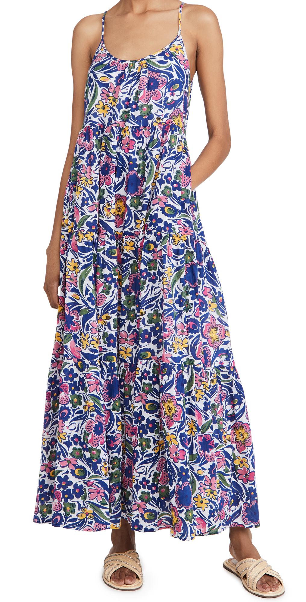 Roller Rabbit Chachas Dakota Maxi Dress