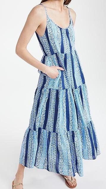 Roller Rabbit Barre Dakota Maxi Dress