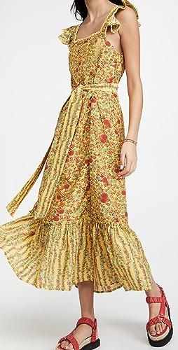 Roller Rabbit - Rhody Stripe Zarela Dress