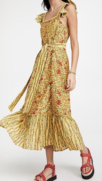 Roller Rabbit Rhody Stripe Zarela Dress