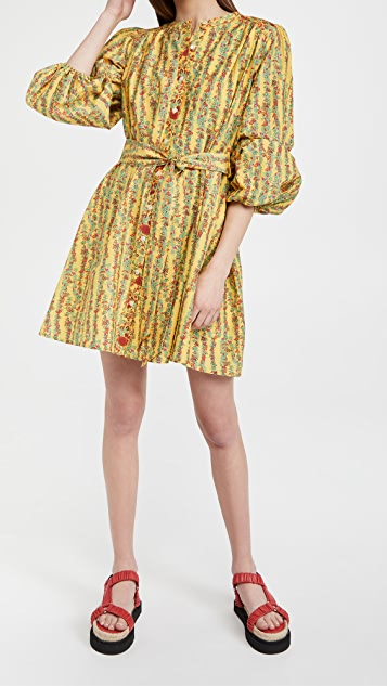 Roller Rabbit Rhody Evita 条纹连衣裙