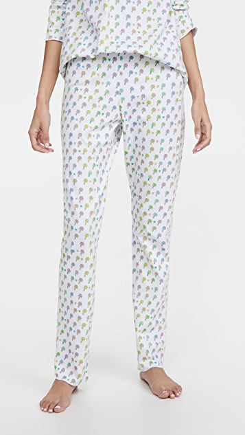 Roller Rabbit x Stoney Clover Lane Palm Dreams Pajamas