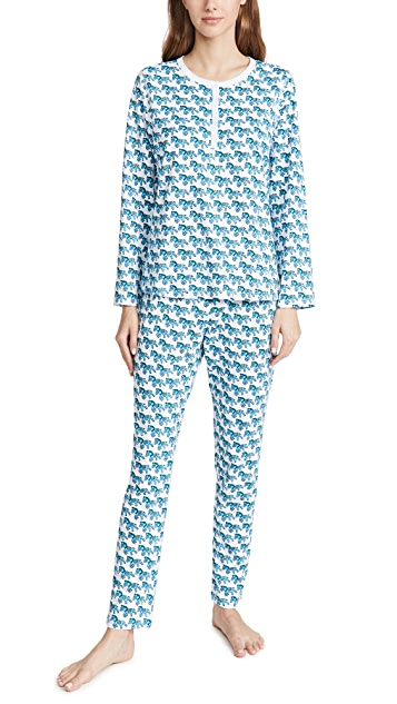 Roller Rabbit Pajamas