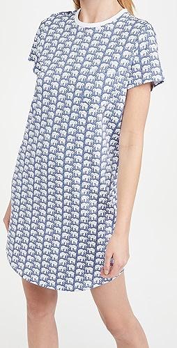 Roller Rabbit - Hathi T-Shirt Dress
