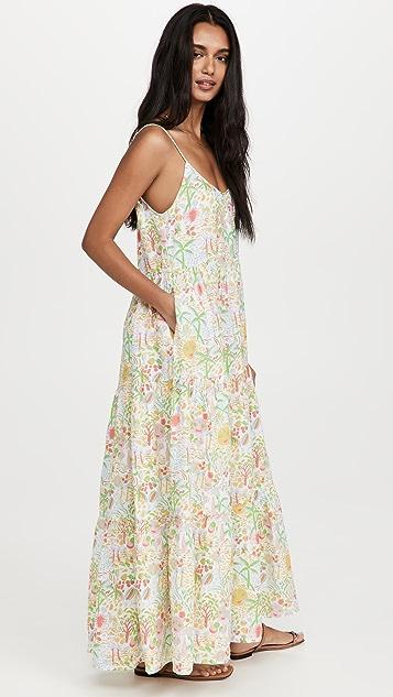 Roller Rabbit Bari Dakota Long Dress