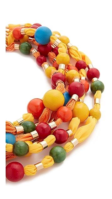 Rosantica Merida Multi Layer Necklace
