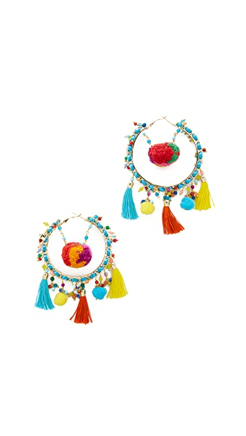 Rosantica Yucatan Earrings