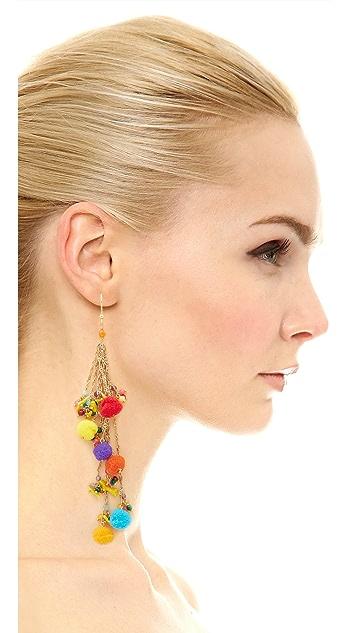 Rosantica Cancun Earrings