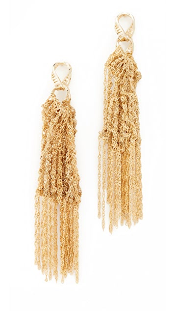 Rosantica Trama Earrings