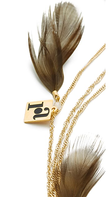Rosantica Selva Hair Piece