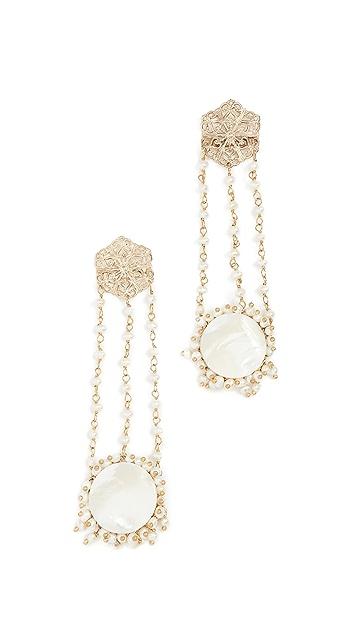 Rosantica Corte Earrings