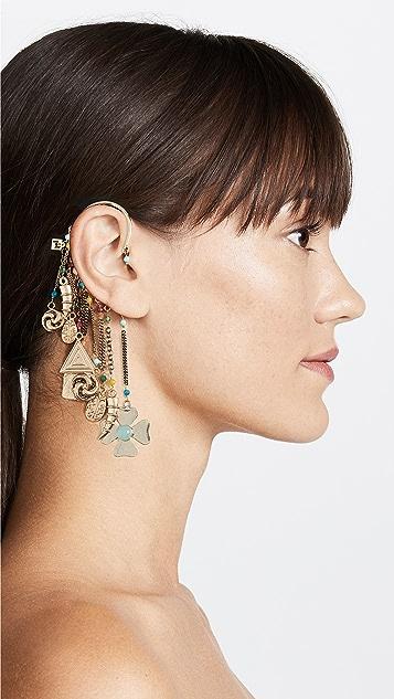 Rosantica Malocchio Ear Cuff