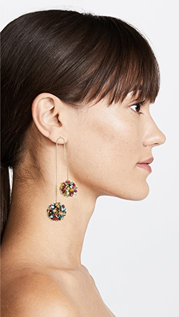 Rosantica Suono Earrings
