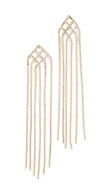 Rosantica Aquilone Earrings