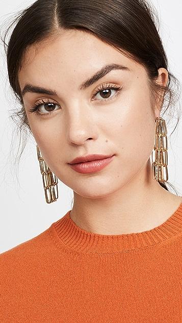 Rosantica Muse Earrings