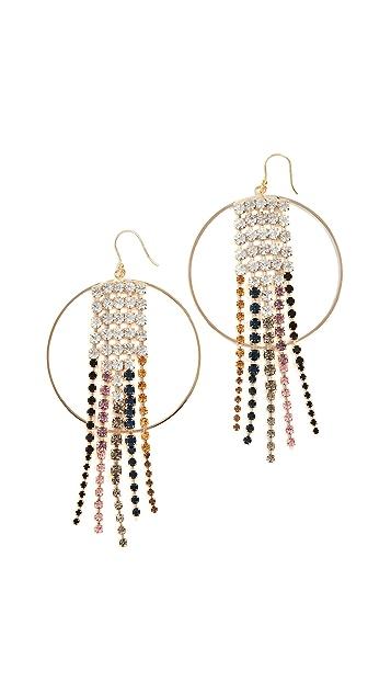 Rosantica Sublime circle Earrings