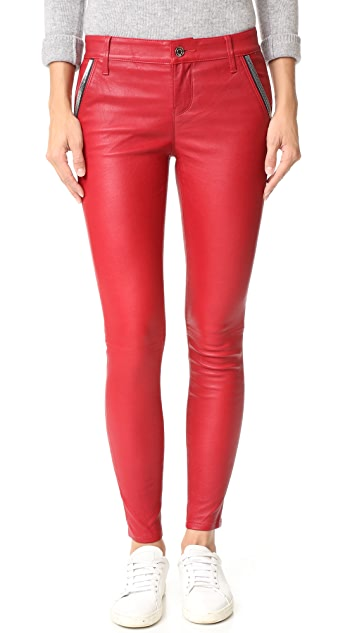 RtA Lucy Leather Pants