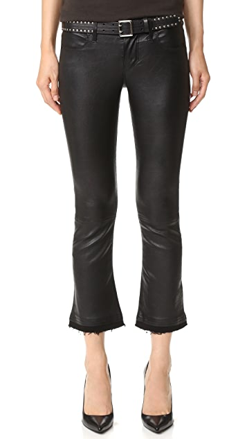RtA Kiki Leather Pants