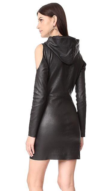 RtA Grace Hooded Dress