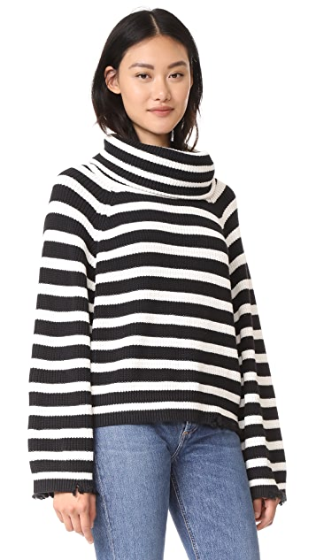 RtA Alexis Turtleneck Sweater