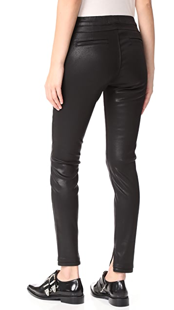 RtA Sonia Waxed Jeans