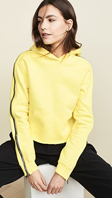 RtA Cicely Sweatshirt - Lemon