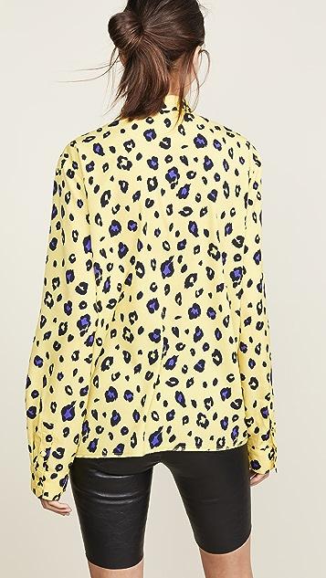 RtA Blythe 女式衬衫