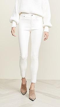 Madrid Leather Pants