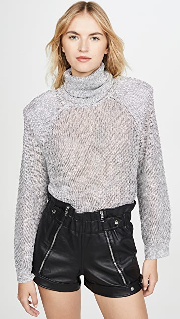 RtA Mick Metallic Sweater