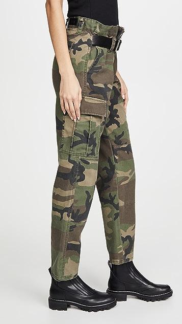 RtA Sallinger 系腰带工装裤