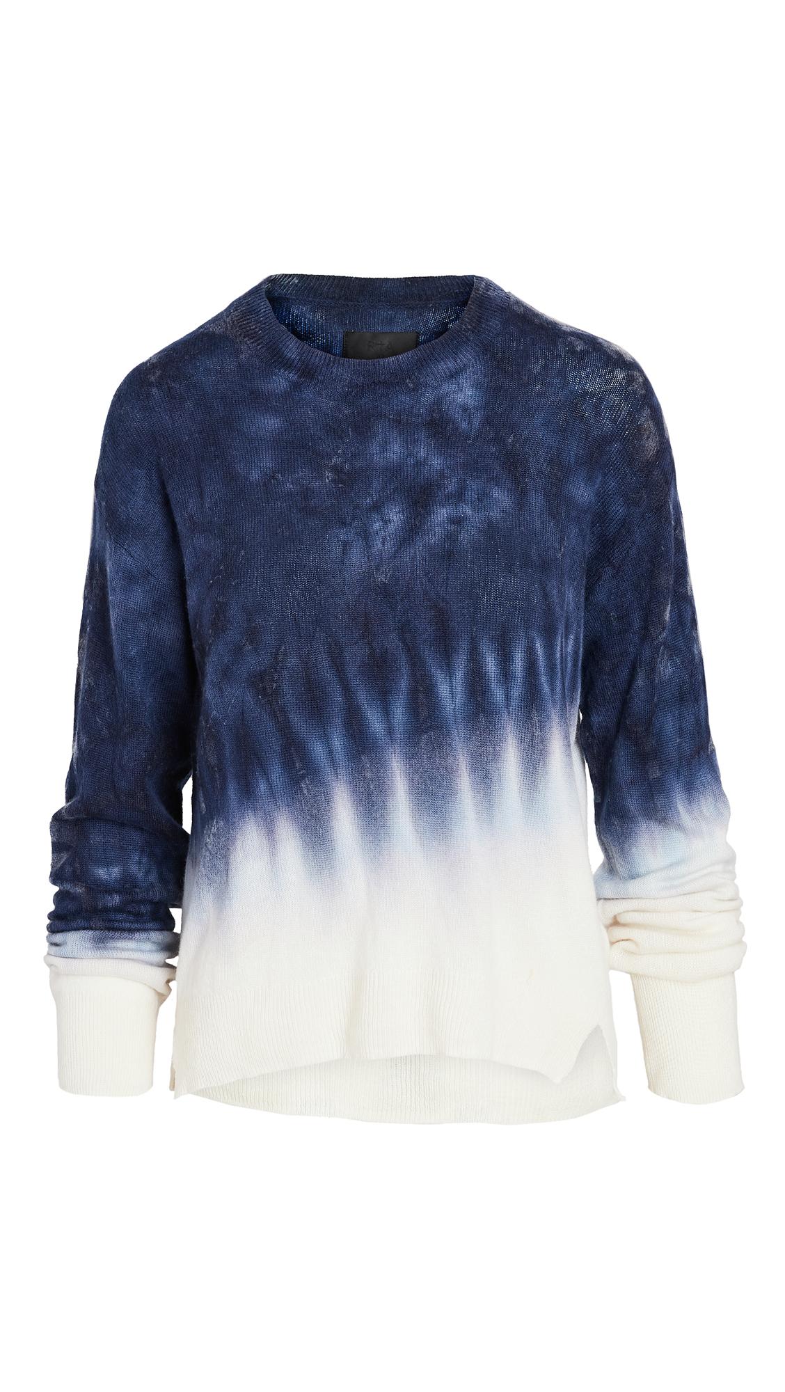 RtA Emma Cashmere Boxy Sweater