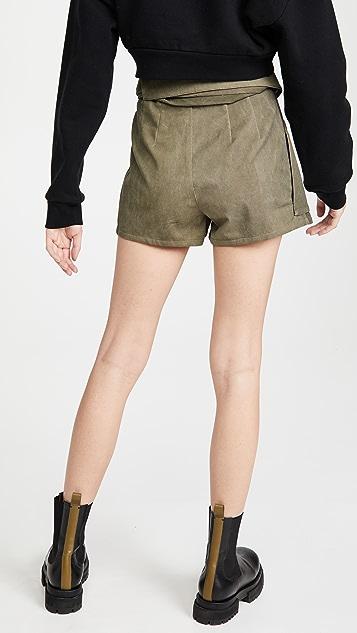 RtA Teo Shorts