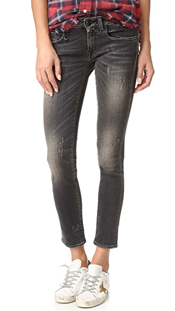 Kate skinny jeans - Black R13 Cheap Sale Shopping Online Visit gE8Ol