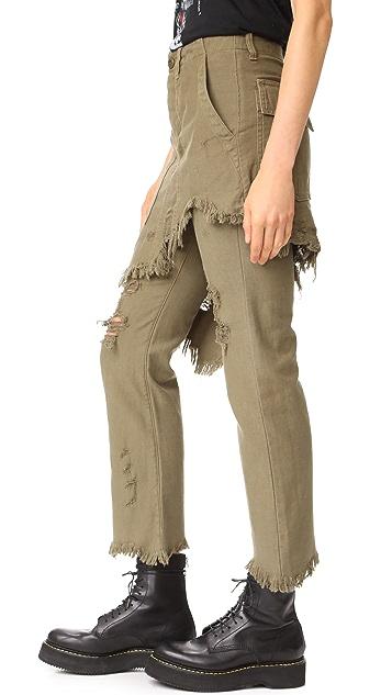 R13 Surplus Double Classic Pants