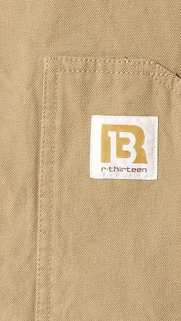 R13 Duck Jacket