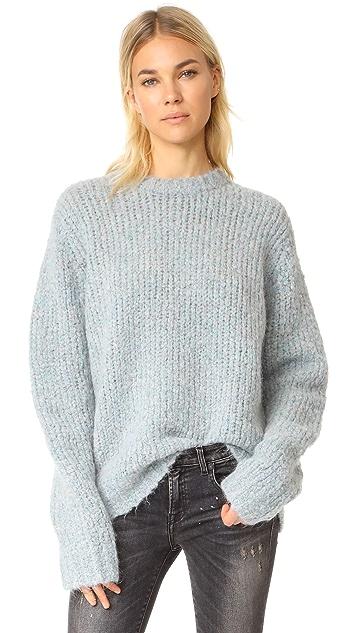 R13 Crew Neck Sweater