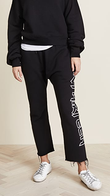 R13 R-Thirteen Sweatpants