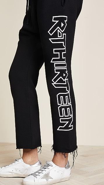 R13 R-Thirteen Sweatpants