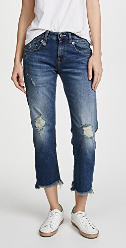 R13 - Straight Boy Jeans
