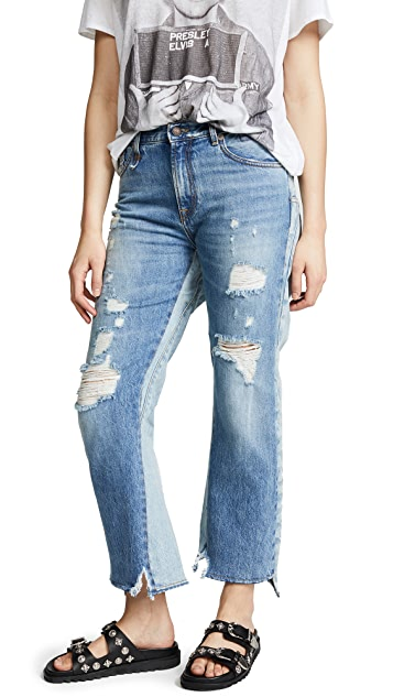 R13 Keaton Double Back Jeans