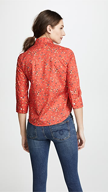 R13 Collared Shirt