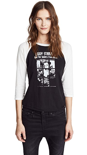 R13 Ziggy Stardust Concert Tee