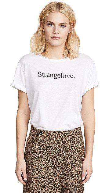 R13 Strangelove Boy Tee