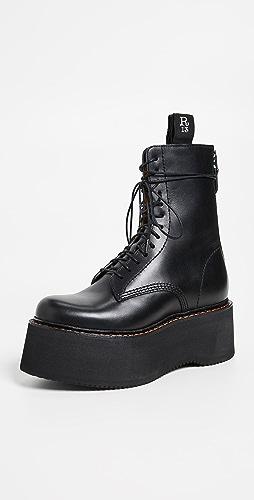 R13 - 堆叠军靴