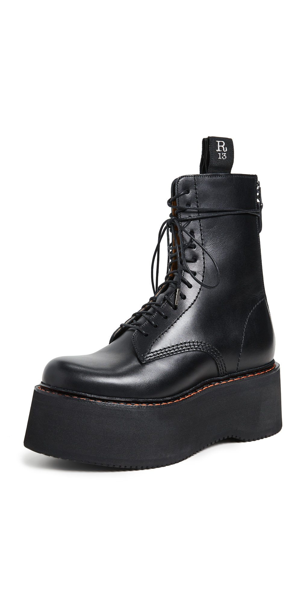 R13 Combat Stack Boots