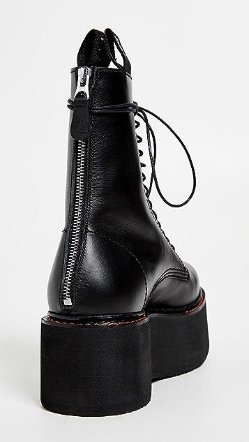 R13 叠层军靴