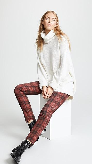 R13 Kate Skinny Jeans