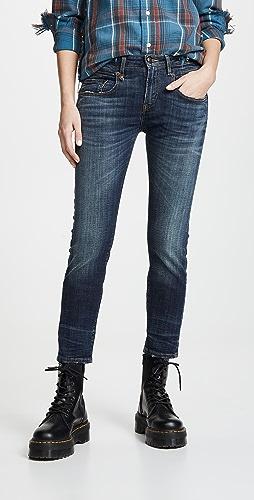 R13 - Biker Boy 牛仔裤