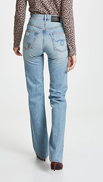 R13 The Colleen Jeans
