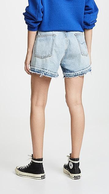 R13 Crossover Shorts